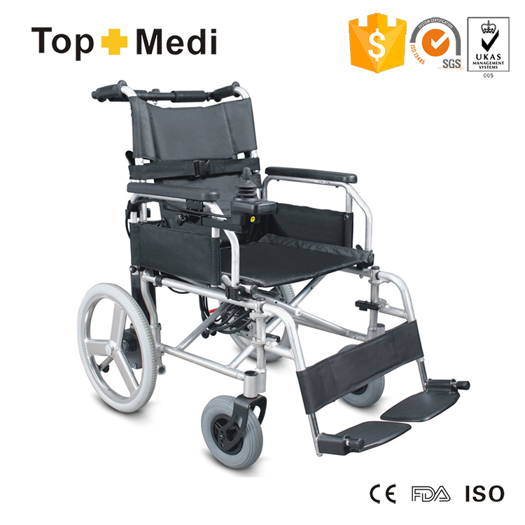 how to make a manual wheelchair electric